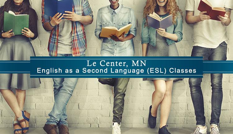 ESL Classes Le Center, MN